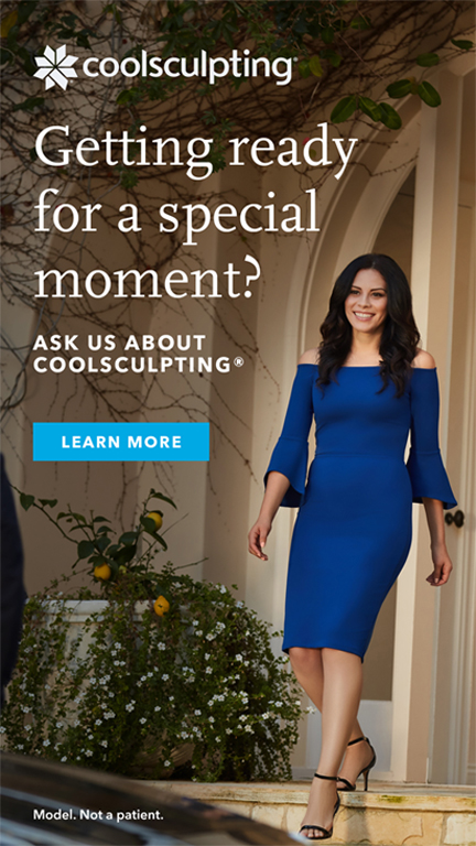 Getting Ready for a Special Moment? Ask about Coolsculpting.